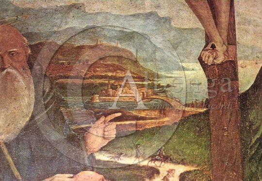 1528-1530 - Albenga Panorama